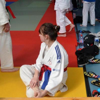 Louise ROTHENFLUE au tournoi Minimes