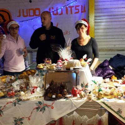 Marché de Noël à Saint Amans