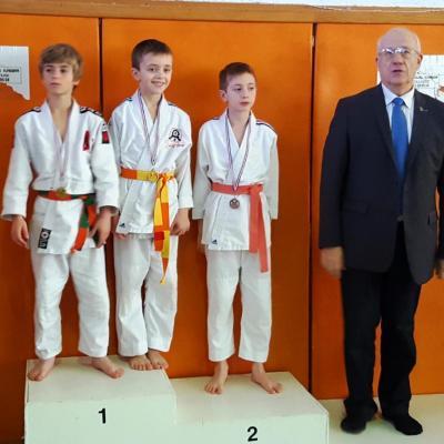 Podium Enzo SCHIAVO (1er)
