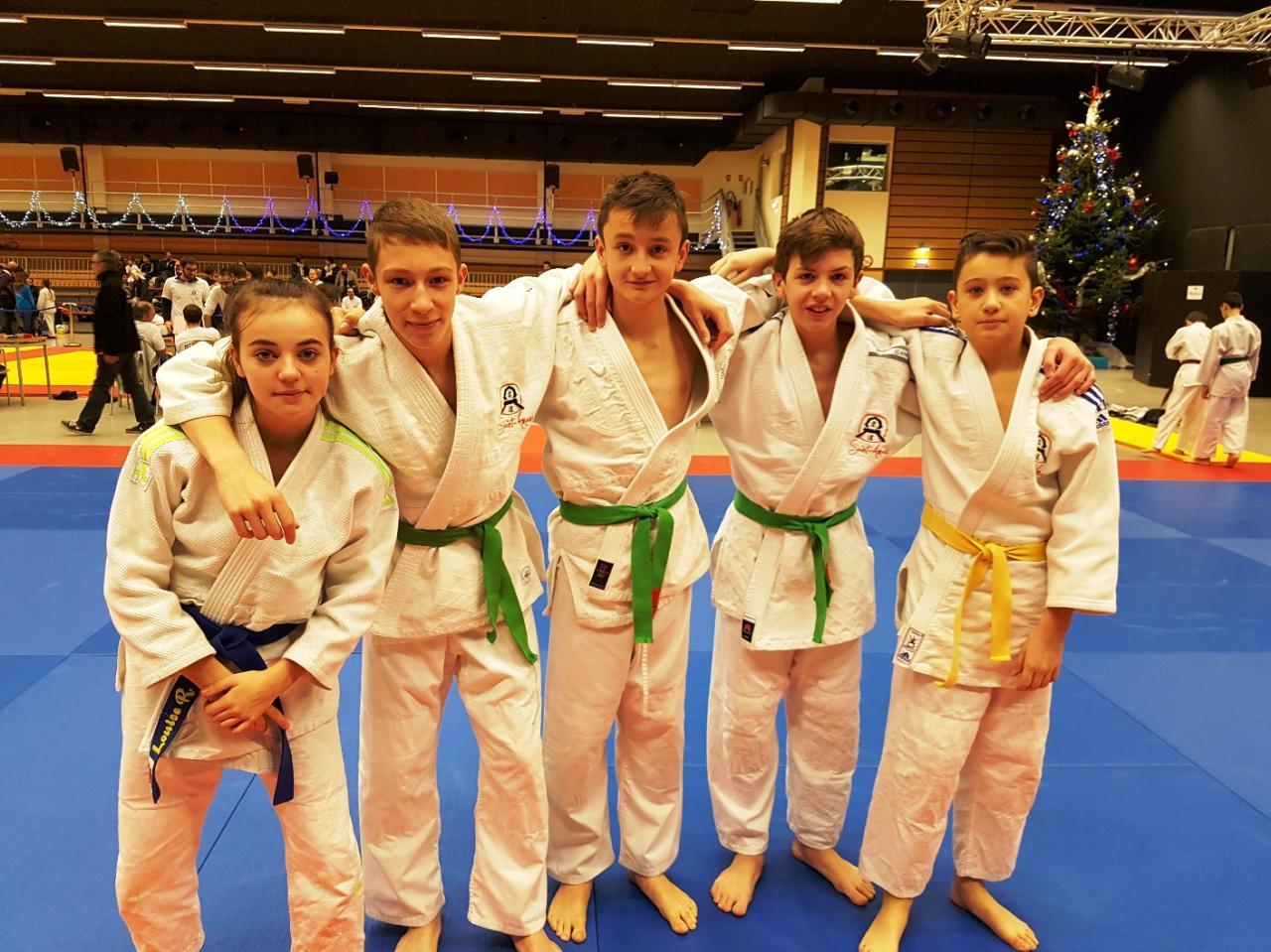 Groupe Minimes / Cadets à Mazamet