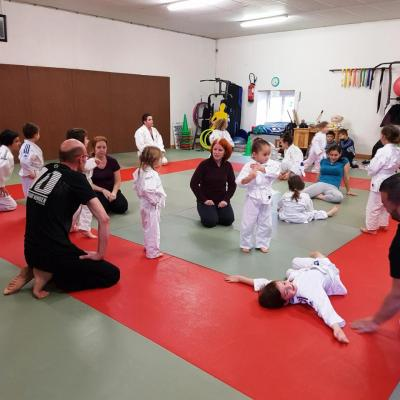 1ère Rencontre Eveil Judo / Parents 2017