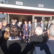 Inauguration CD81