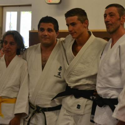 Carmen, Nicolas, Etienne, Christophe