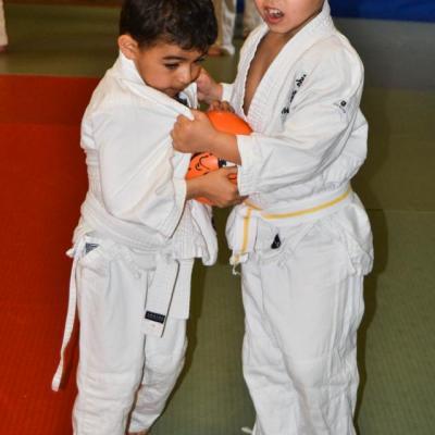 2ème rencontre Eveil Judo St Amans / Mazamet