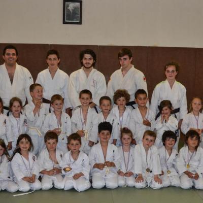 Rencontre amicale Eveil Judo St Amans / Mazamet