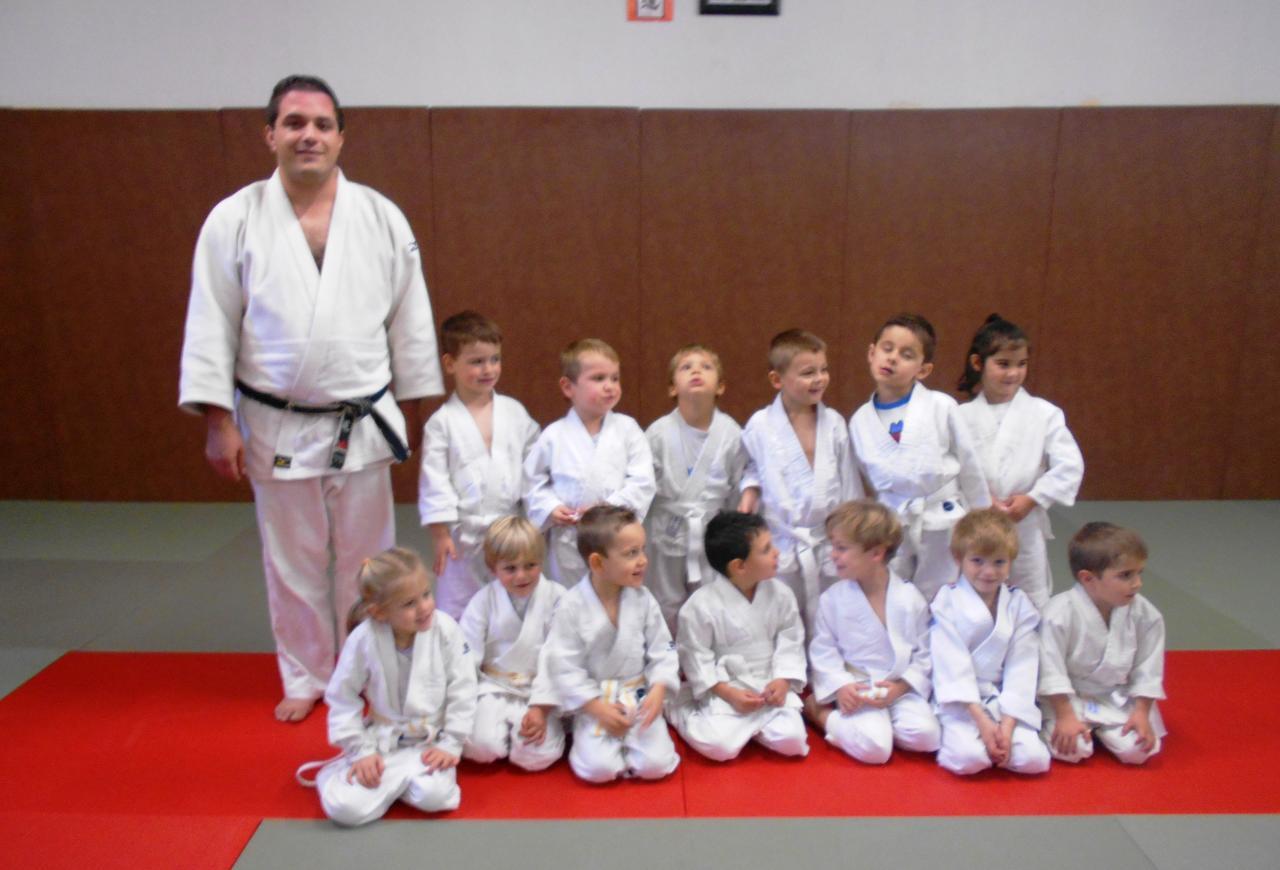 Eveil Judo (4-5 ans)