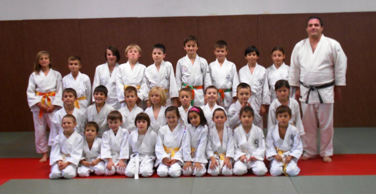 Judo 6-13 ans (mercredi)