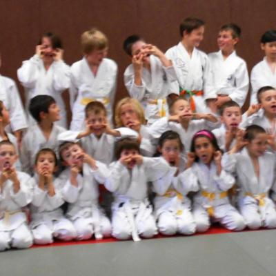 Judo 6-13 ans (mercredi) : photo gag