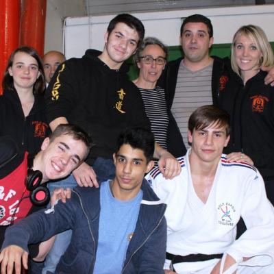 Demi Finale Toulouse Cadet