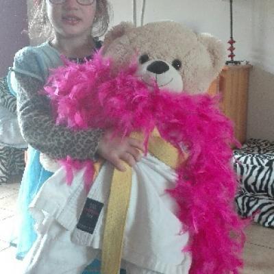 Ines et Jean Marcel au carnaval