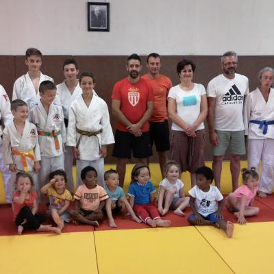 Journée Parents / Judoka