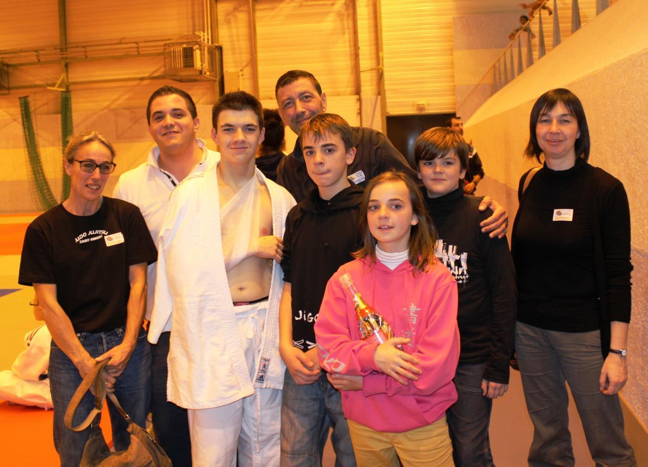 Judo Jujitsu Saint Amans