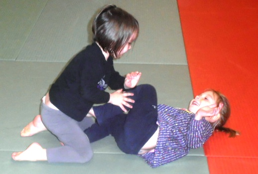 Cours BabyJudoGym
