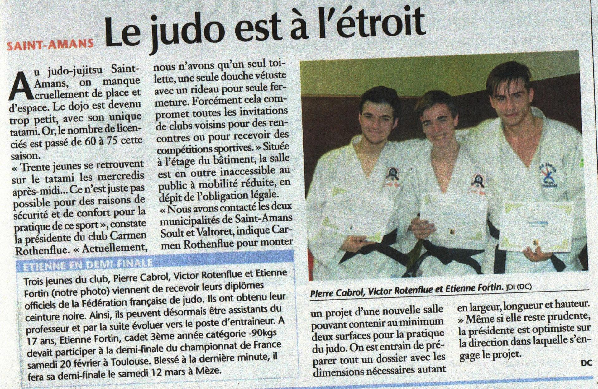 Article journal d ici
