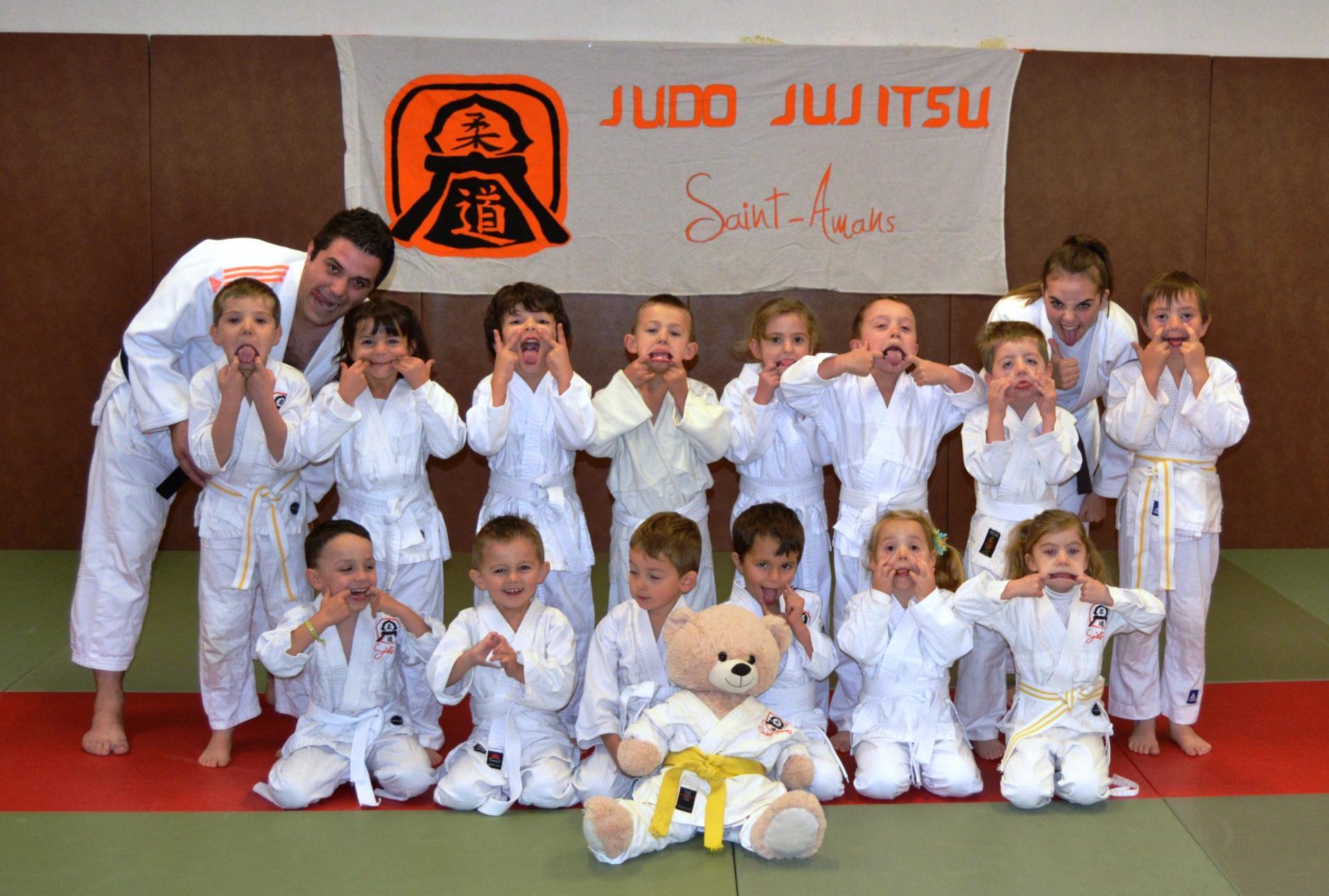 Groupe Eveil Judo (Novembre 2017)