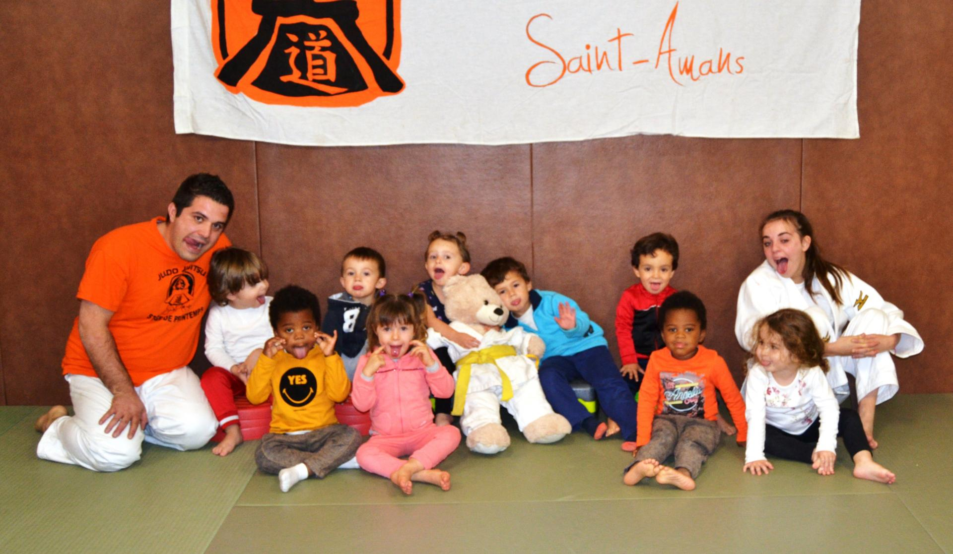 Baby Judo Gym (Novembre 2017)