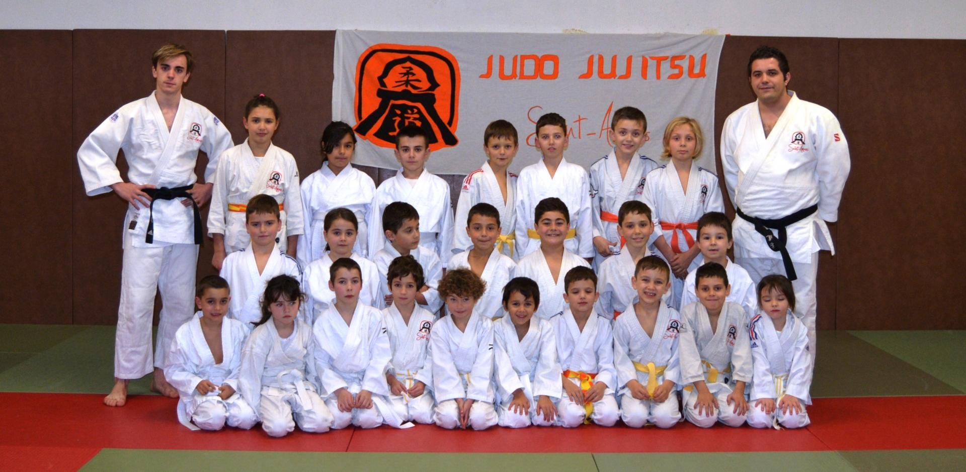 Groupe Judo Enfants (Novembre 2017)