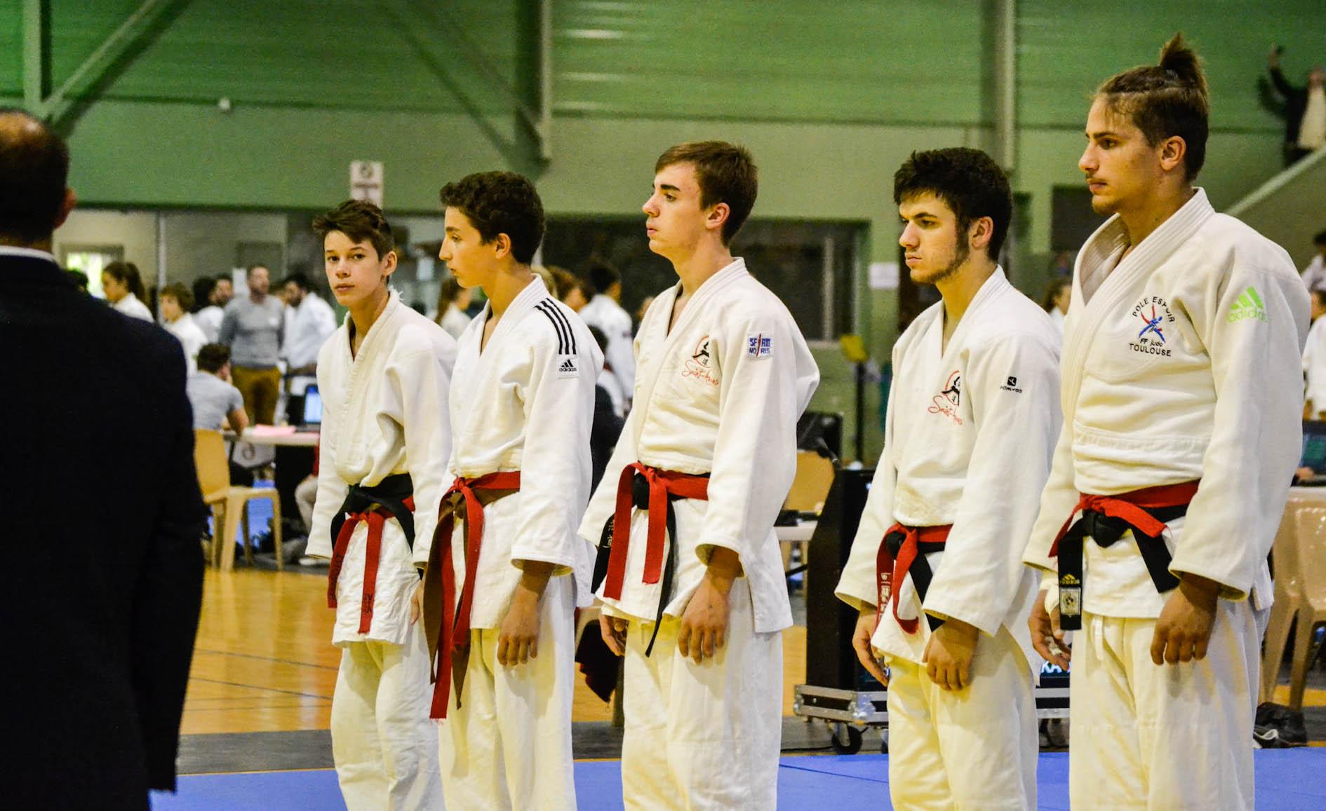 Equipe cadets de saint amans